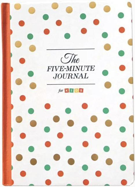The Five Minute Journal for Kids